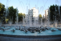 Fountains of Perpignan