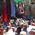 Fridays in the Old City offer a glimpse into the complexity of Israel society, as you witness different races, religions and people go about their routine.