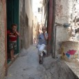 A visit to a West Bank refugee camp opens the eyes of a young reporter.