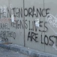 An atmosphere of constant peril limits progress and chances for peace in Israel/Palestine.