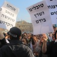 In another example of the growing tensions between ultra-Orthodox and secular Jews in Israeli society, you only have to go as far as the Wailing Wall.