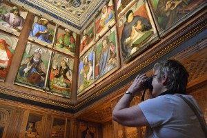 The exhibit, which only lasts from March 12th to July 4th, gives tourists only a few months to visit the study completed.