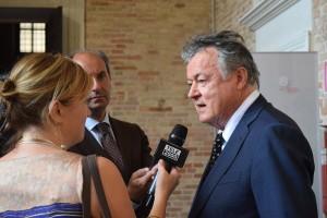 Piero Guidi is one of the main financial contributors to the Urbino Press Award.
